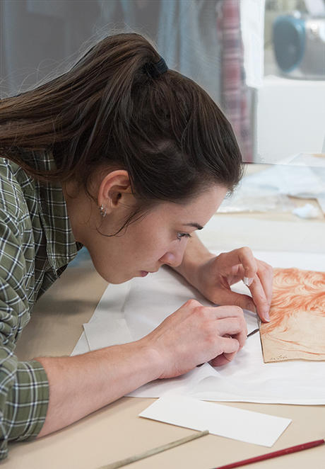 Admission to the 2nd, 3rd and 4th year - Training for heritage conservators